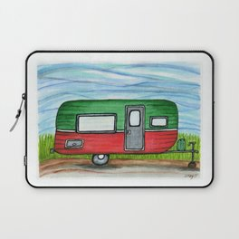 Watermelon Camper Trailer Laptop Sleeve