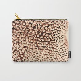 Oxidized Landscape Pink Carry-All Pouch
