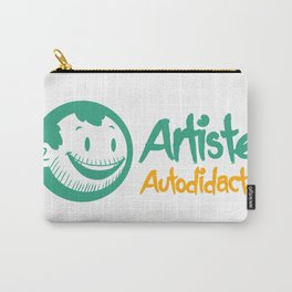 Artiste Autodidacte 1 Carry-All Pouch