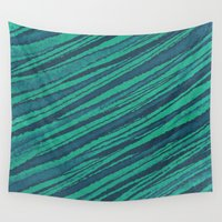 rocks Wall Tapestries featuring rocks by spinL
