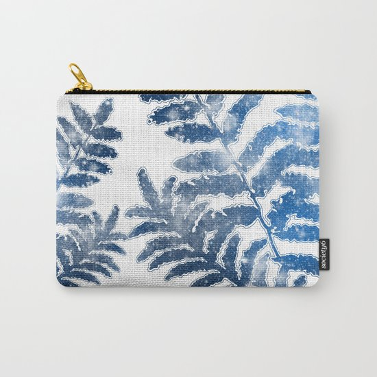 Twilight Leaves Carry-All Pouch