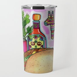 Piñata Taco Travel Mug