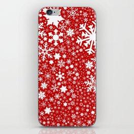Christmas Blast iPhone Skin