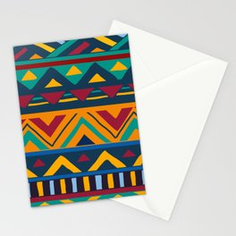 African Style No9 Stationery Cards