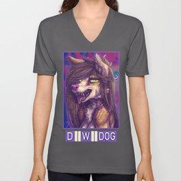 D||W||DOG - OG Unisex V-Neck