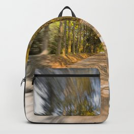 Spinning Road Backpack
