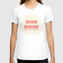 richbitch T-shirt