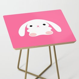 Mei the Strawberry Rabbit Side Table