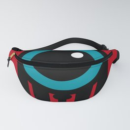 I wanna be your dog Fanny Pack