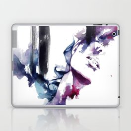 But we're just two strangers, drowning each other Laptop & iPad Skin