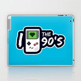I Heart the 90's Laptop & iPad Skin