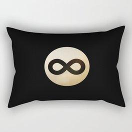 Infinity Ball Rectangular Pillow