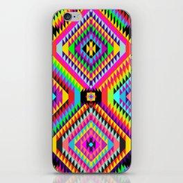 Neon Hookah iPhone Skin