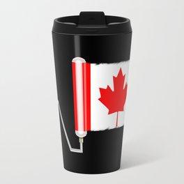Paint Roller Canada Travel Mug