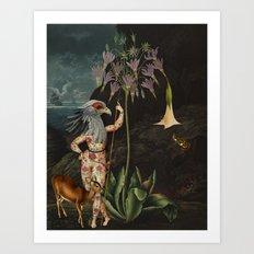 femina 2 Art Print