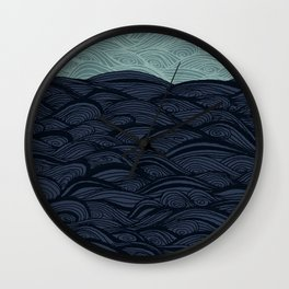 La Mer - Debussy Wall Clock