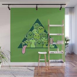 Itty-bitty Goblin Hoard Wall Mural