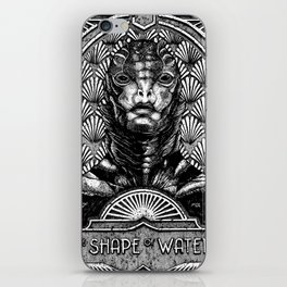 The Shape of Water iPhone Skin