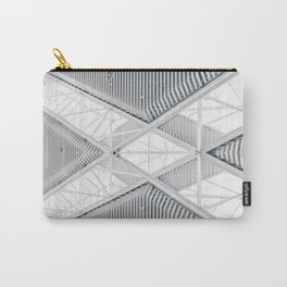 X marks the Thought Carry-All Pouch