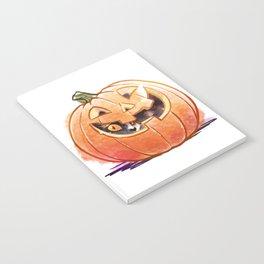 Pumpkin Spice Kitty Notebook