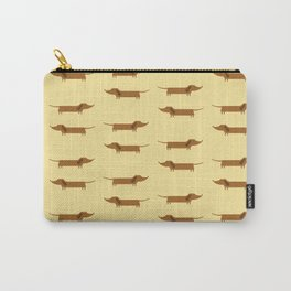 Dachshund Mania #1 Carry-All Pouch