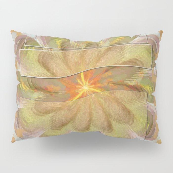 Sluffed Raw Flower  ID:16165-085108-61771 Pillow Sham
