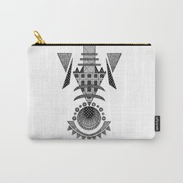 Crop circle geo Carry-All Pouch