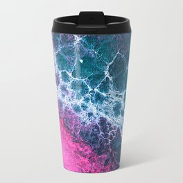 Abstract Cells 2 Travel Mug