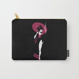 Smoking geisha Carry-All Pouch