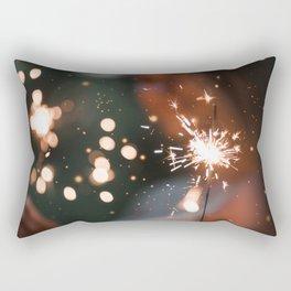 Her Light (Color) Rectangular Pillow