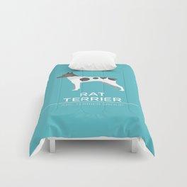 Rat Terrier Comforters