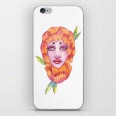 Peonies 2/2 iPhone & iPod Skin