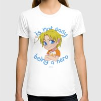 hetalia T-shirts featuring Baby Hero by Jackce