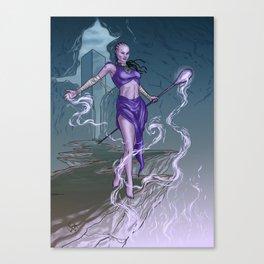 Iroque Canvas Print
