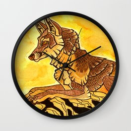 Aurinko Wall Clock