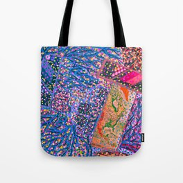 Map your dreams Tote Bag