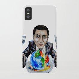 Suit iPhone Case