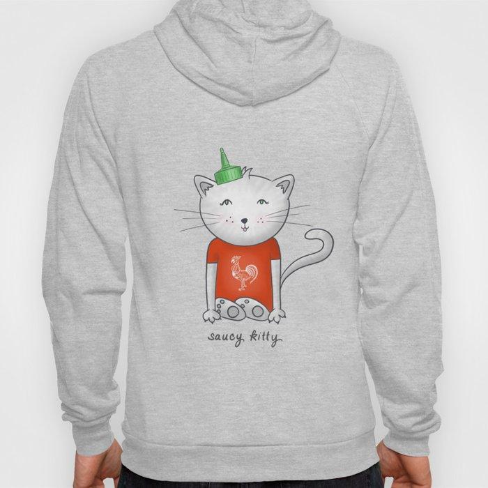 Saucy Kitty Hoody