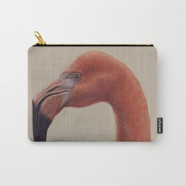 American Flamingo - Phoenicopterus ruber Carry-All Pouch