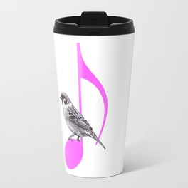 Song Bird Travel Mug