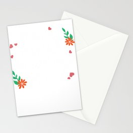 First My Mother Forever My Friend Stationery Cards