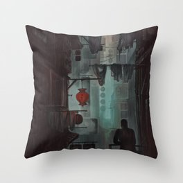 Dense Throw Pillow