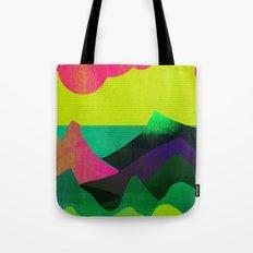 Sea View Tote Bag