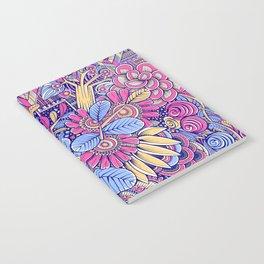 Happy Garden Notebook