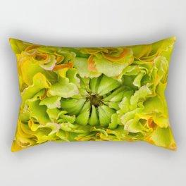 Pon Pon Trilly Ranunculus Rectangular Pillow