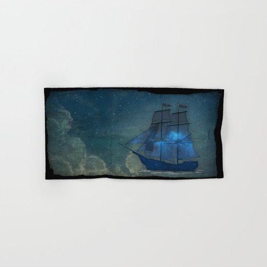 Ships and Stars Hand & Bath Towel