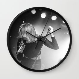 Coeur de Pirate @ The Mod Club (Toronto) Wall Clock