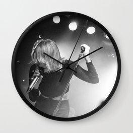 Coeur de Pirate @ The Mod Club (Toronto) Wall Clock