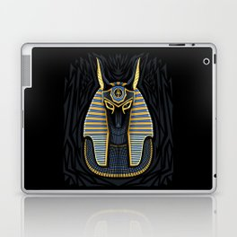 Egyptian pharaoh Laptop & iPad Skin