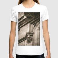 concrete T-shirts featuring Concrete Head by Cwenar